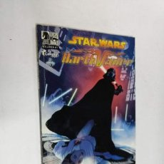 Cómics: COMIC STAR WARS DARTH VADER VOLUMEN UNO CONOSUR 2006 - RON MARZ - BRIAN CHING. Lote 221858218