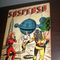 Cómics: SUSPENSO ANTIGUO COMIC C FICCION MEXICO 1958 DITKO NO ED. 1958. Lote 221858275