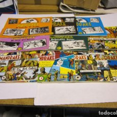 Cómics: MANDRAKE - ED. COMPLOT - NºS 2 AL 11 - LOTE 11 NºS - BUEN ESTADO. Lote 221869528