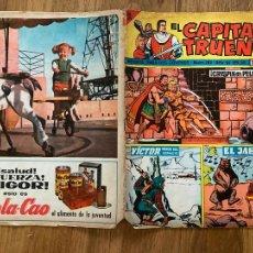 Fumetti: ¡¡LIQUIDACION TEBEO 1 EURO!! PEDIDO MINIMO 5 EUROS - EL CAPITAN TRUENO EXTRA Nº 282 - GCH1. Lote 221871138