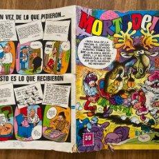 Fumetti: ¡¡LIQUIDACION TEBEO 1 EURO!! PEDIDO MINIMO 5 EUROS - MORTADELO EXTRA NAVIDAD 1974 - GCH1. Lote 221873728