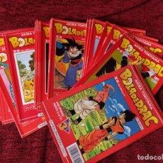 Cómics: 26 COMICS BOLA DE DRAC - PLANETA AGOSTINI - SERIE VERMELLA (2). Lote 221881255