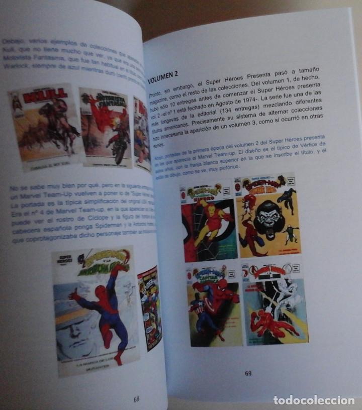 Cómics: Barrabasadas Vértice: Spiderman. Libro sobre la edición de los cómics de Spiderman en España - Foto 4 - 247446755