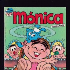 Cómics: MONICA - Nº 4 - COMICS FORUM 1987. Lote 221930130