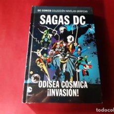 Cómics: ODISEA COSMICA / INVASION - / STARLIN / MIGNOLA / MCFARLANE- IMPECABLE ESTADO PRECINTO ORIGINAL. Lote 221932152