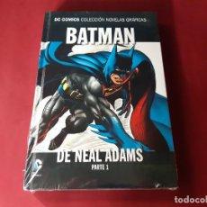 Cómics: DC - BATMAN DE NEAL ADAMS PARTE 1 - IMPECABLE ESTADO-PRECINTO ORIGINAL. Lote 221932591