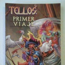 Fumetti: TELLOS PRIMER VIAJE. Lote 221940003