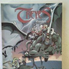 Cómics: TREYES EXODUS. Lote 221940801