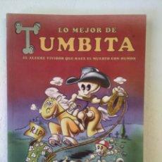 Cómics: LO MEJOR DE TUMBITA. Lote 221941405