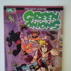 Cómics: GREEN ONIONS. Lote 221942493