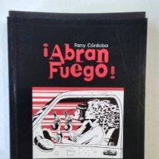 Cómics: ABRAN FUEGO. Lote 221943071
