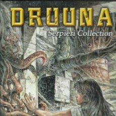 Cómics: DRUUNA SERPIERI COLLECTION 1: MORBUS GRAVIS / DELTA, 2010, LO SCARABEO, MUY BUEN ESTADO. Lote 221944806