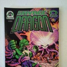 Cómics: SAVAGE DRAGON N° 2. Lote 221947282