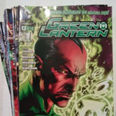 Cómics: LOTE GREEN LANTERN EL NUEVO UNIVERSO DC. Lote 221970202