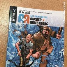 Cómics: LAS AVENTURAS DE ARCHER Y ARMSTRONG, VALIANT, TOMO 1. Lote 222012172
