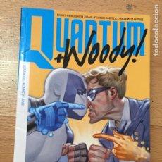 Cómics: QUANTUM WOODY, TOMO 1, VALIANT MEDUSA. Lote 222012903