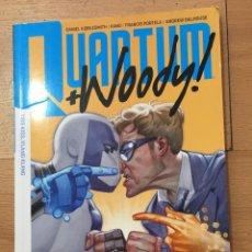 Cómics: QUANTUM WOODY, TOMO 1, VALIANT MEDUSA. Lote 222013040