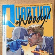 Cómics: QUANTUM WOODY, TOMO 1, VALIANT MEDUSA. Lote 222013153