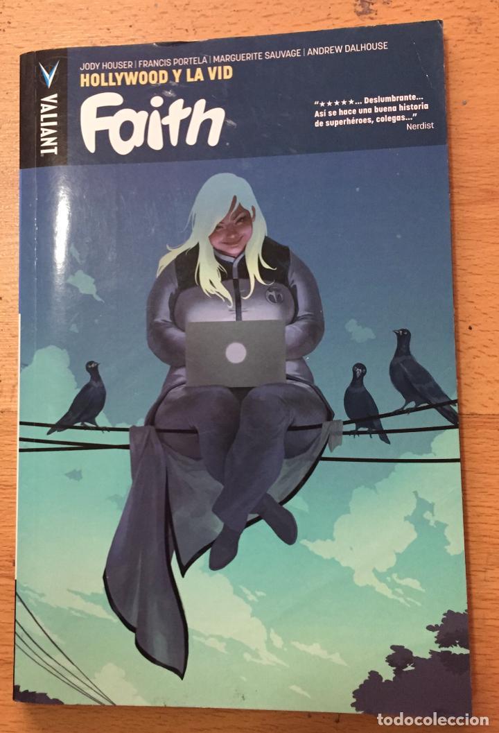 HOLLYWOOD Y LA VID FAITH, VALIANT MEDUSA, TOMO 1 LEER (Tebeos y Comics - Comics otras Editoriales Actuales)