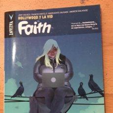 Cómics: HOLLYWOOD Y LA VID FAITH, VALIANT MEDUSA, TOMO 1 LEER. Lote 222016302