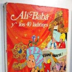 Cómics: ALI-BABA Y LOS 40 LADRONES ( ED. LAIDA/FHER) COL. TURQUESA Nº 1 AÑO 1974. Lote 222025695