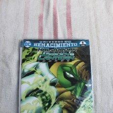 Cómics: DC COMIC Nº 1 UNIVERSO DE RENACIMIENTO HAL JORDAN Y LOS GREEN LANTERN CORPS. Lote 222077901