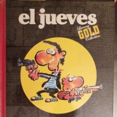 Cómics: EL JUEVES LUXURY GOLD COLLECTION MAKINAVAJA GOLDEN YEARS. Lote 222078060
