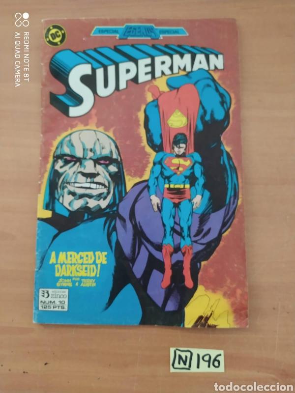 SUPERMAN (Tebeos y Comics - Comics Colecciones y Lotes Avanzados)