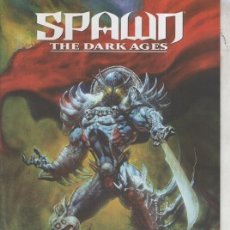 Cómics: SPAWN THE DARK AGES NUMERO 01. Lote 222133951