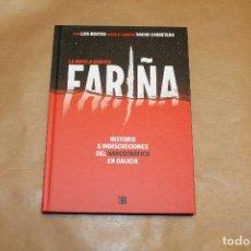 Cómics: FARIÑA, LA NOVELA GRÁFICA, PLAN B, TAPA DURA. Lote 222143936