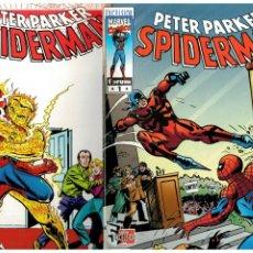 Cómics: PETER PARKER -SPIDERMAN- COLECCIÓN DE 20 NºS. COMPLETA. FORUM / PANINI. PERFECTOS.. Lote 222148632