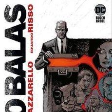 Cómics: 100 BALAS 1 - ECC / DC BLACK LABEL / BRIAN AZZARELLO & EDUARDO RISSO / NUEVO DE EDITORIAL. Lote 222153107