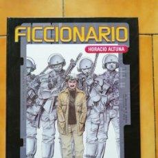 Cómics: FICCIONARIO DE HORACIO ALTUNA - NORMA EDITORIAL COLECCION HORACIO ALTUNA 4. Lote 222217573