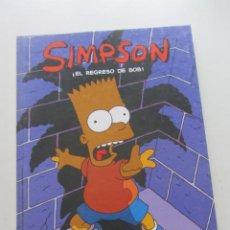Cómics: SIMPSON. ¡EL REGRESO DE BOB! ARX6. Lote 222230171