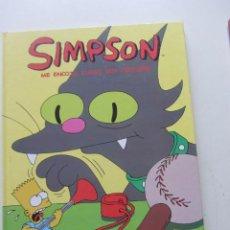 Cómics: SIMPSON -- ME ENCOJO, LUEGO SOY PEQUEÑO -- TAPA DURA - CIRCULO ARX6. Lote 222230918