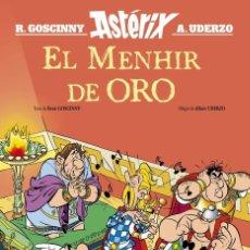 Cómics: ASTERIX EL MENHIR DE ORO -NUEVO-. Lote 222231806