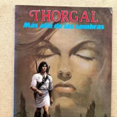 Cómics: THORGAL Nº 3 / MÁS ALLÁ DE LAS SOMBRAS / ROSINSKI & VAN HAMME / DISTRINOVEL /. Lote 222247157