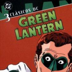 Cómics: CLÁSICOS DC. GREEN LANTEN Nº 3. Lote 222247525