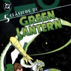 Cómics: CLÁSICOS DC. GREEN LANTEN Nº 5. Lote 222247528