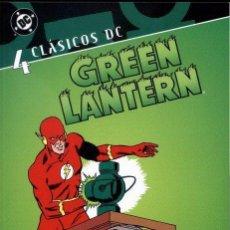 Cómics: CLÁSICOS DC. GREEN LANTEN Nº 4. Lote 222247533