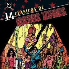 Cómics: CLÁSICOS DC. NUEVOS TITANES Nº 14. Lote 222247553