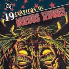 Cómics: CLÁSICOS DC. NUEVOS TITANES Nº 19. Lote 222247563
