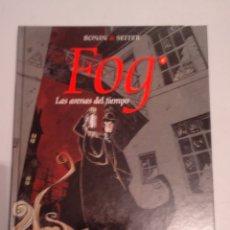 Cómics: FOG COLECCION COMPLETA 6 TOMOS. Lote 222248977