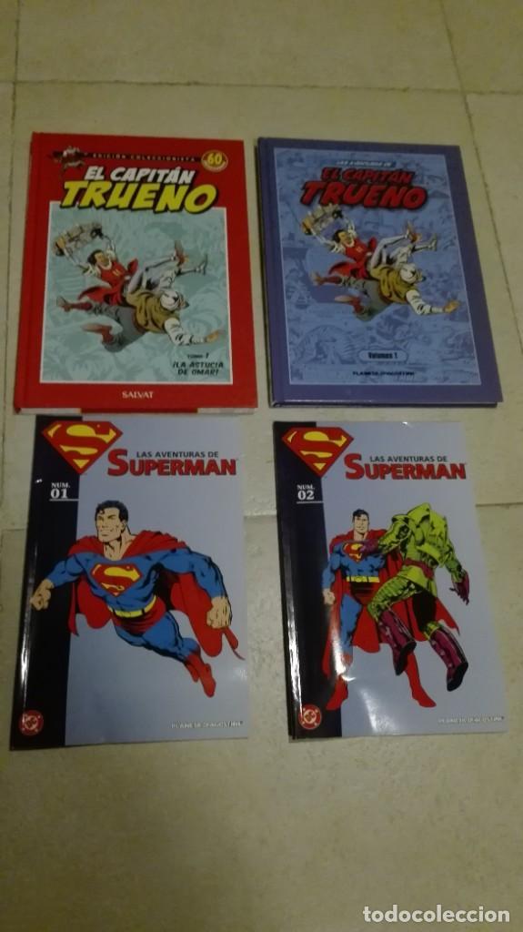 LOTE DE VARIOS COMICS (Tebeos y Comics - Comics Pequeños Lotes de Conjunto)