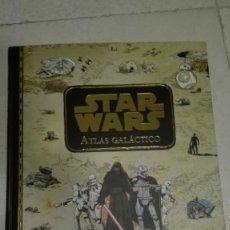 Cómics: ATLAS GALÁCTICO STAR WARS. Lote 222375291
