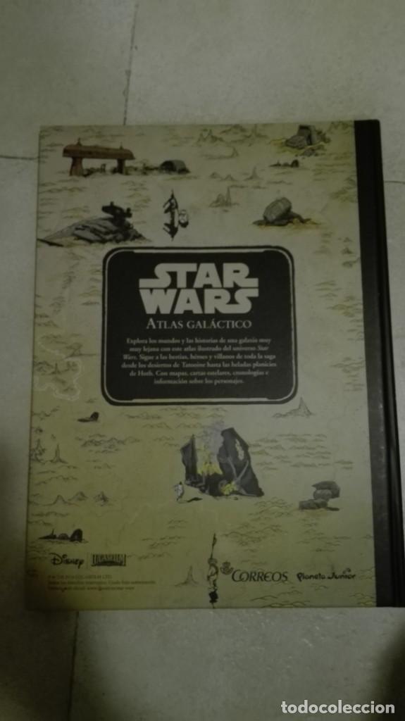 Cómics: Sellos + Atlas galáctico star wars Edición Limitada, ver fotos - Foto 6 - 222375291