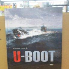 Cómics: U - BOOT / JEAN - YVES DELITTE - TOMO 1 - ED 12 BIS. Lote 222376593