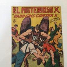 Cómics: MISTERIOSO X NÚMERO 31 ÚLTIMO DE LA COLECCIÓN. Lote 222430711