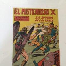 Cómics: MISTERIOSO X NÚMERO 30. Lote 222431538