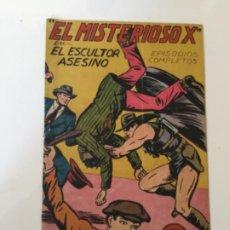 Cómics: MISTERIOSO X NÚMERO 25. Lote 222433038